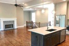 Craftsman Interior - Kitchen Plan #437-94