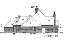 European Exterior - Other Elevation Plan #310-666