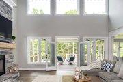 Craftsman Style House Plan - 4 Beds 3.5 Baths 3102 Sq/Ft Plan #929-60