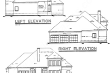 European Exterior - Other Elevation Plan #20-252