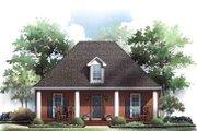 Southern Style House Plan - 3 Beds 2 Baths 1650 Sq/Ft Plan #21-157