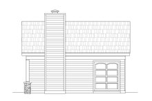 House Plan Design - Country Exterior - Other Elevation Plan #932-236