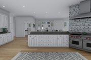 Craftsman Style House Plan - 3 Beds 2.5 Baths 7676 Sq/Ft Plan #1060-53 Interior - Kitchen