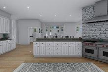 Craftsman Interior - Kitchen Plan #1060-53