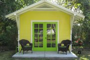 Cottage Style House Plan - 0 Beds 0 Baths 192 Sq/Ft Plan #922-7