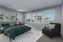 Dream House Plan - Traditional Interior - Bedroom Plan #1060-49
