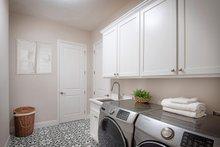 Contemporary Interior - Laundry Plan #938-92