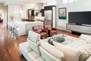 Contemporary Style House Plan - 4 Beds 5.5 Baths 6301 Sq/Ft Plan #449-21 Interior - Kitchen