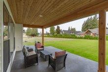 Dream House Plan - Farmhouse Exterior - Other Elevation Plan #1070-42
