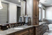 House Design - Craftsman Interior - Master Bathroom Plan #17-3391
