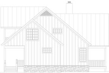House Plan Design - Country Exterior - Other Elevation Plan #932-389