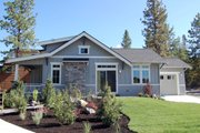 Craftsman Style House Plan - 2 Beds 2 Baths 999 Sq/Ft Plan #895-25 Exterior - Other Elevation