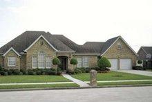 House Design - European Exterior - Front Elevation Plan #410-189