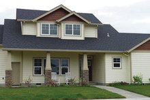 Craftsman Exterior - Front Elevation Plan #124-772