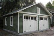 Craftsman Style House Plan - 0 Beds 0 Baths 512 Sq/Ft Plan #922-1