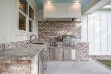 House Design - Outdoor Kitchen Build 2