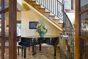 European Style House Plan - 3 Beds 3.5 Baths 4142 Sq/Ft Plan #48-625 Interior - Entry