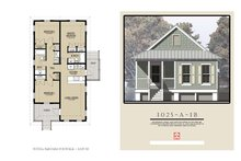House Plan Design - Craftsman Bungalow