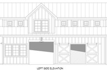 House Plan Design - Country Exterior - Other Elevation Plan #932-355
