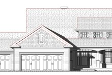 Traditional Exterior - Front Elevation Plan #901-144