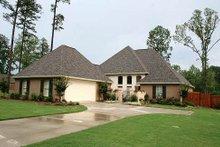 House Design - Southern Photo Plan #45-217