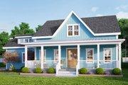 Farmhouse Style House Plan - 3 Beds 2.5 Baths 1730 Sq/Ft Plan #461-71