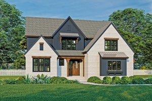 Farmhouse Exterior - Front Elevation Plan #927-1026