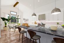House Plan Design - Farmhouse Interior - Kitchen Plan #48-981