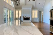 Craftsman Style House Plan - 5 Beds 5 Baths 3644 Sq/Ft Plan #437-105 Interior - Kitchen