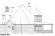 European Exterior - Front Elevation Plan #119-432