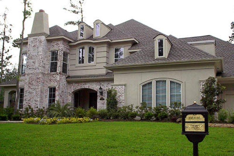 Traditional Photo Plan #61-297 - Houseplans.com