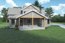 Architectural House Design - Farmhouse Exterior - Other Elevation Plan #1070-139