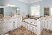 Dream House Plan - Craftsman Interior - Master Bathroom Plan #929-30