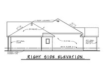 Dream House Plan - European Exterior - Other Elevation Plan #20-2072