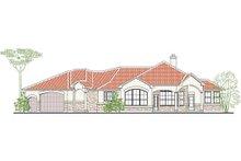 Dream House Plan - European Exterior - Front Elevation Plan #80-159
