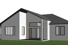 Dream House Plan - Traditional Exterior - Other Elevation Plan #1066-107