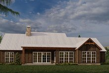 Architectural House Design - Farmhouse Exterior - Other Elevation Plan #923-181
