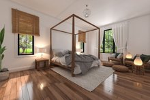 Architectural House Design - Farmhouse Interior - Master Bedroom Plan #23-2723