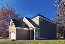 Home Plan - Craftsman Exterior - Other Elevation Plan #923-196