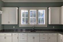 Dream House Plan - Craftsman Interior - Laundry Plan #437-96