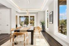 House Plan Design - Contemporary Interior - Dining Room Plan #1066-62