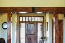 House Plan Design - Ranch Interior - Entry Plan #48-712