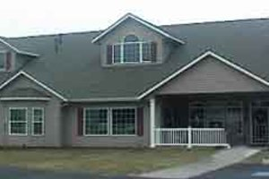 Traditional Exterior - Front Elevation Plan #117-248