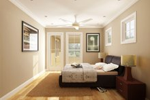 Farmhouse Interior - Bedroom Plan #888-1