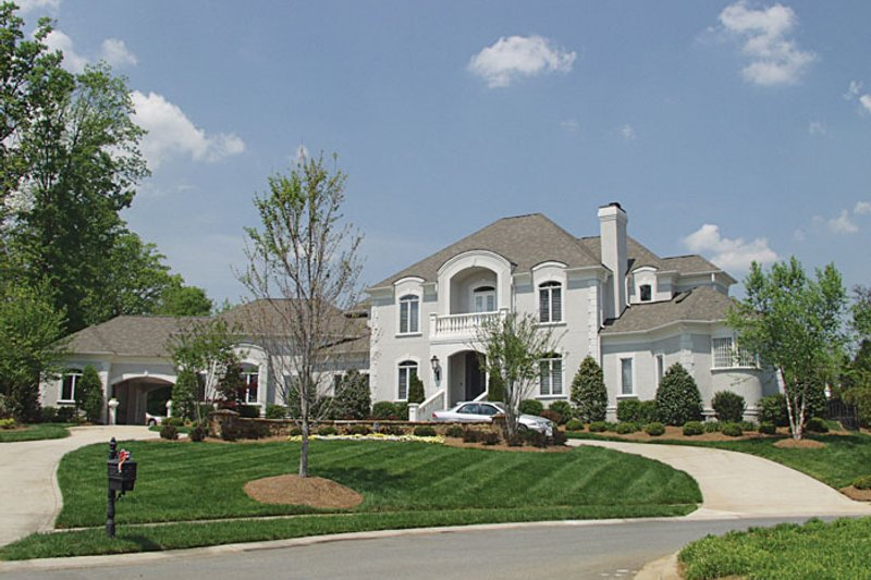 European Exterior - Other Elevation Plan #453-46 - Houseplans.com