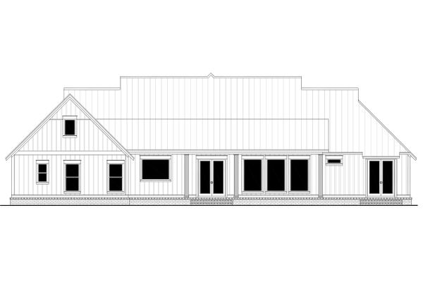 Farmhouse Floor Plan - Other Floor Plan Plan #430-222