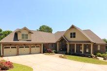 House Plan Design - Craftsman Exterior - Front Elevation Plan #437-102