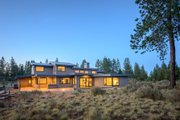 Contemporary Style House Plan - 4 Beds 3.5 Baths 3217 Sq/Ft Plan #892-10