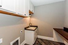 House Plan Design - Craftsman Interior - Laundry Plan #20-2146
