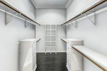 Dream House Plan - Master Closet